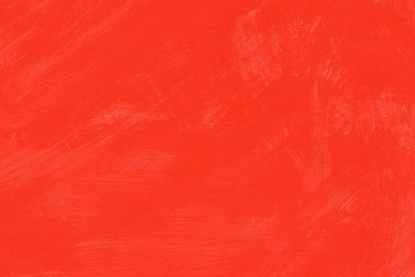 赤い無地の壁紙でオシャレな画像
