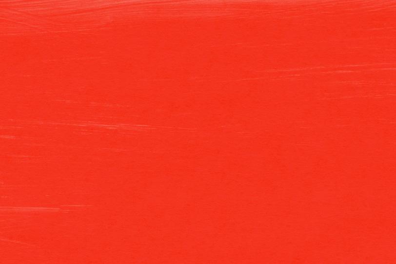 赤色に塗ったカワイイ壁紙