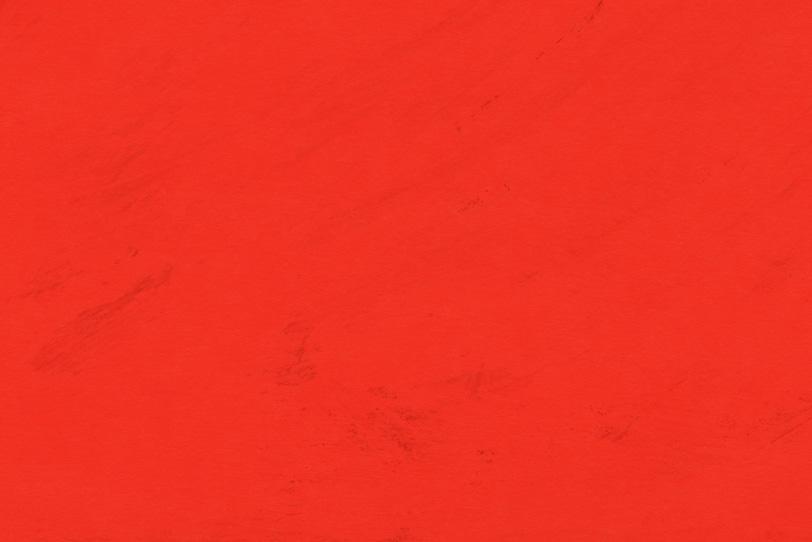 赤色をペイントした綺麗な壁紙