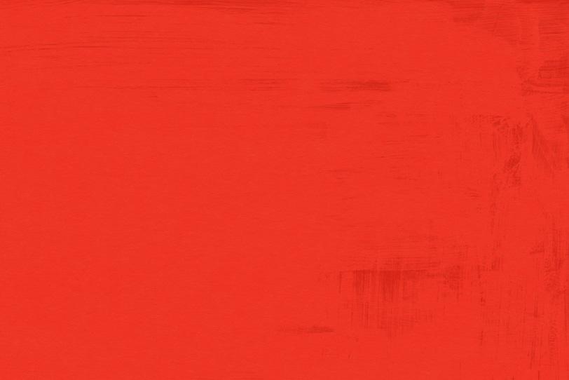 鮮やかな赤色を塗った美しい壁紙