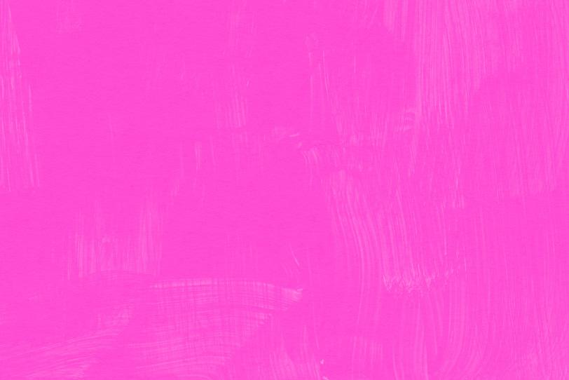 ピンク色がカワイイ無地の壁紙