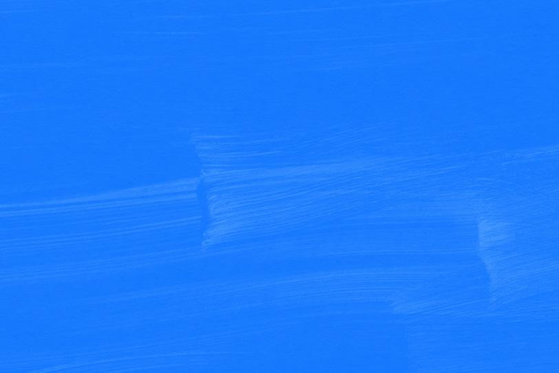 おしゃれな青色の壁紙
