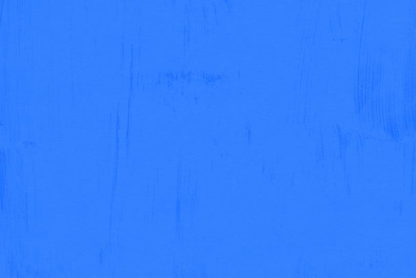 ペイントしたシンプルな青色壁紙