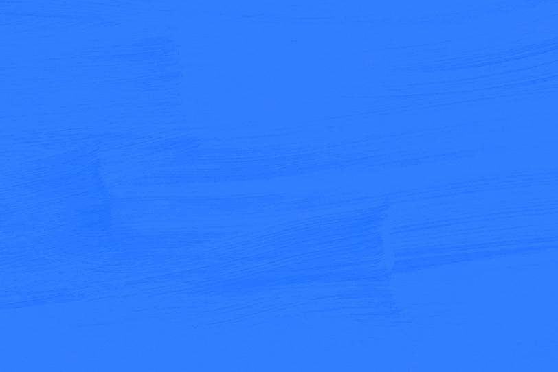 塗装した青色の可愛い壁紙
