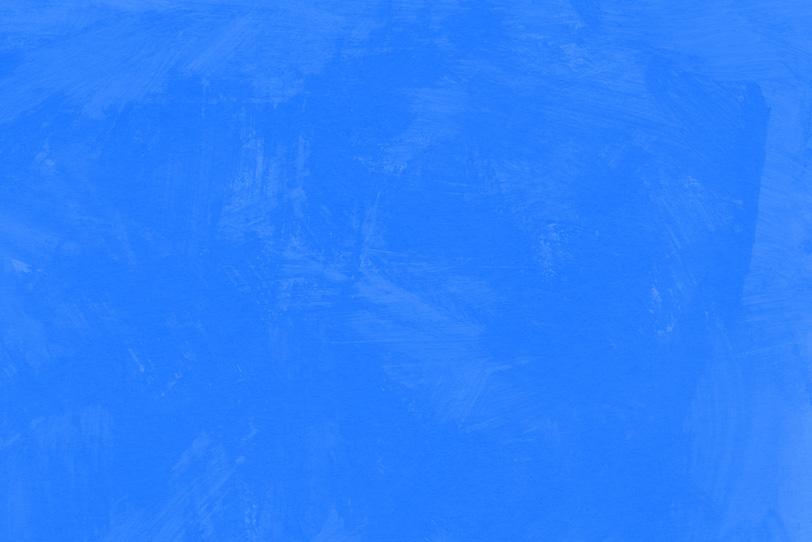 綺麗なペイントの青色壁紙