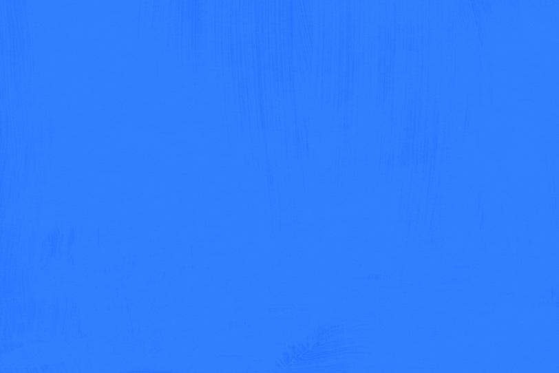 青のペイントでオシャレな画像