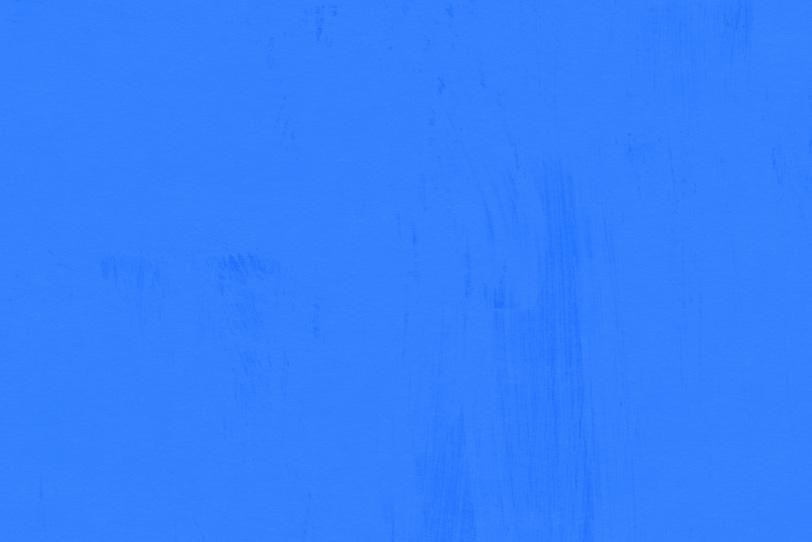 青のペイントでクールな写真