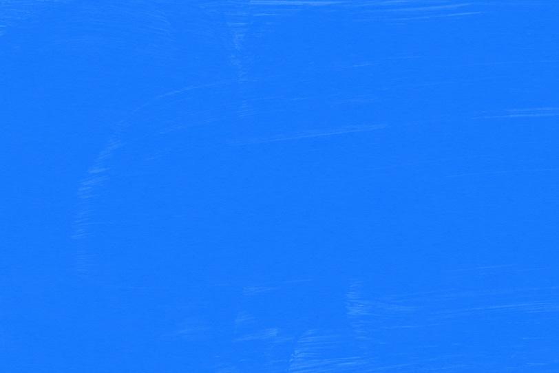 青い水彩絵具のテクスチャ壁紙