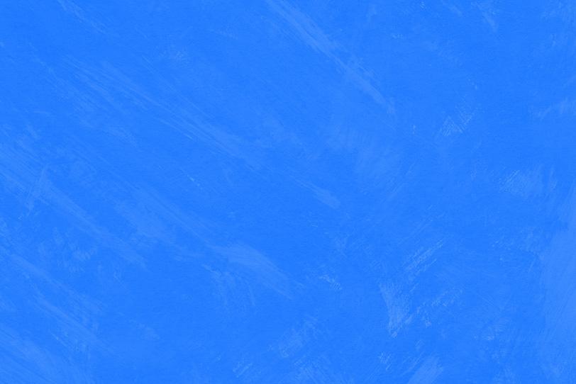 青の絵具を平塗りした背景画像