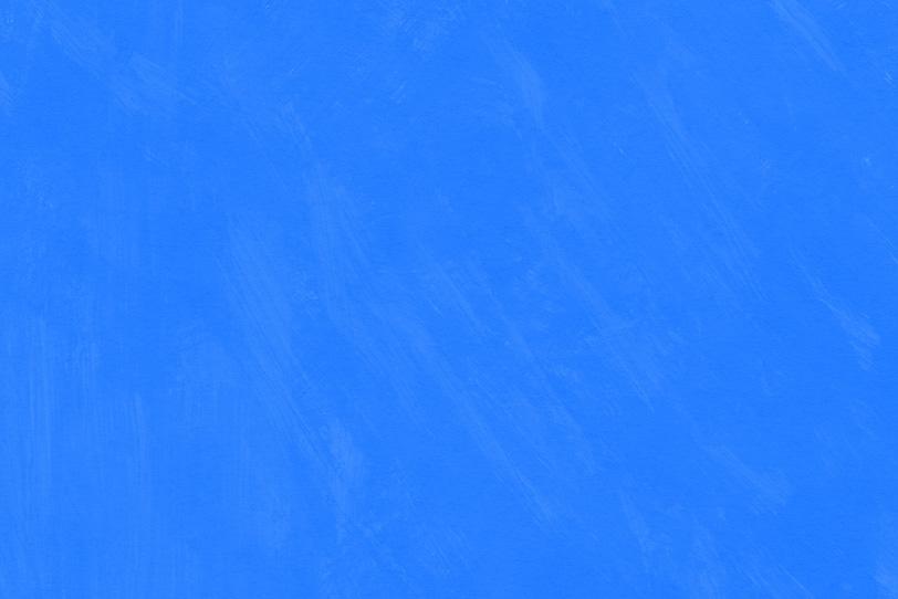 青色無地の綺麗なペイント壁紙
