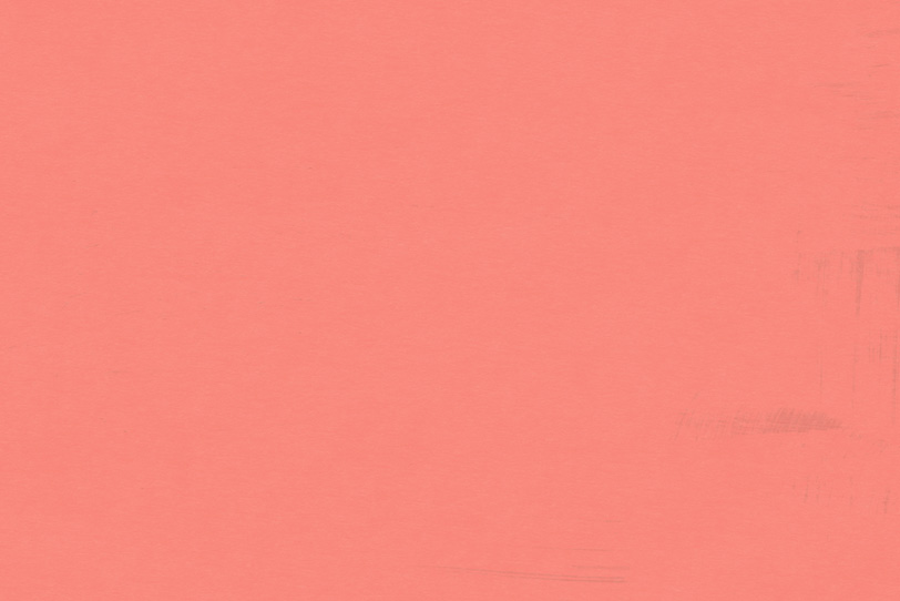 鮮やかなパステルオレンジの壁紙