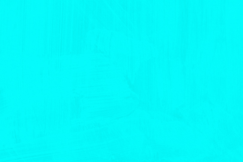 水色を塗ったシンプルな壁紙