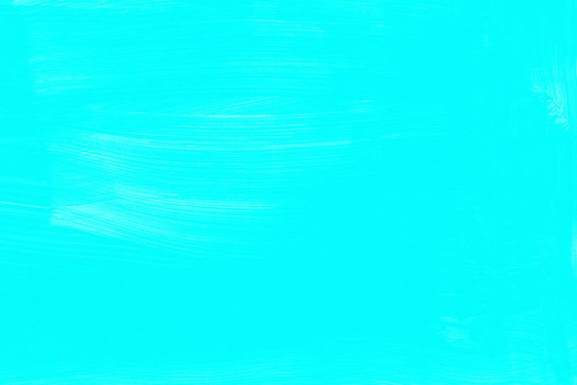 おしゃれな水色のペイント壁紙