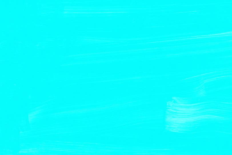 水色をペイントしたシンプルな背景