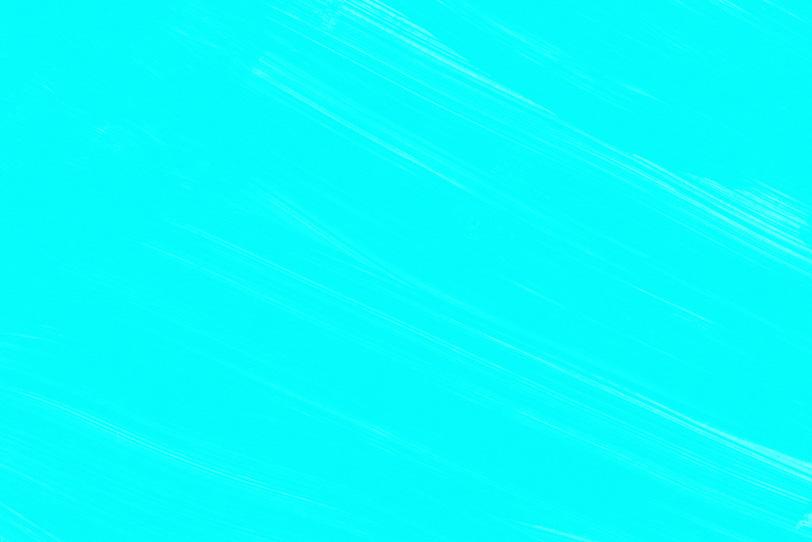 水色のペイントでカッコイイ壁紙
