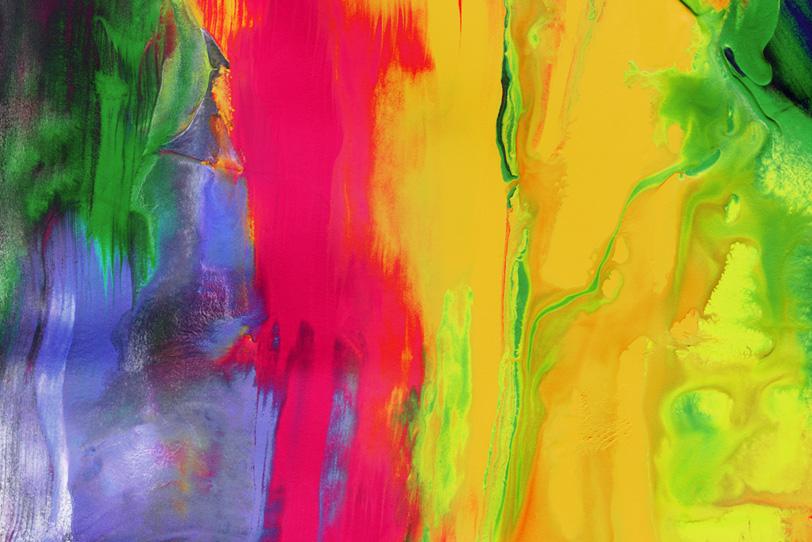 おしゃれな水彩の抽象的な壁紙画像