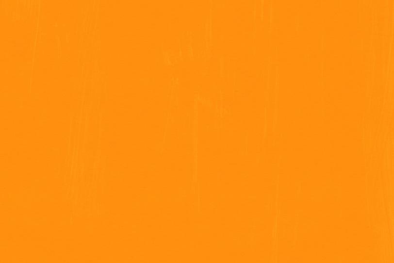 オレンジ無地のシンプルな壁紙