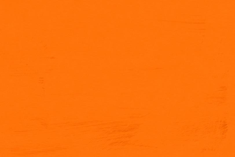 橙色で無地のキレイな壁紙画像