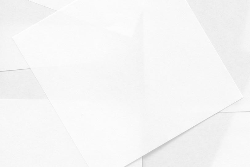 白のシンプルでカワイイ素材