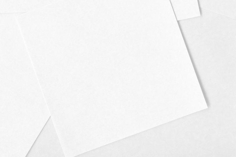 白のシンプルでカッコイイ背景