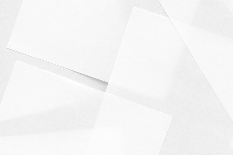 シンプルな白のおしゃれな素材