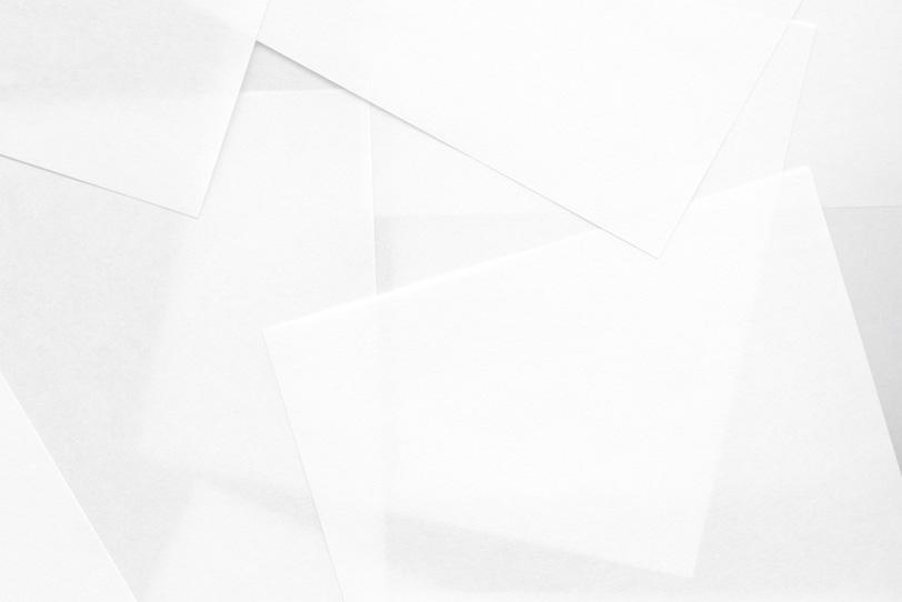 シンプルな白の無地壁紙