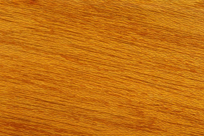 黄褐色のシナノキの木地の写真画像