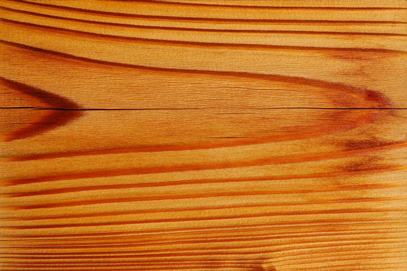 ひび割れた杉板の木目の写真画像