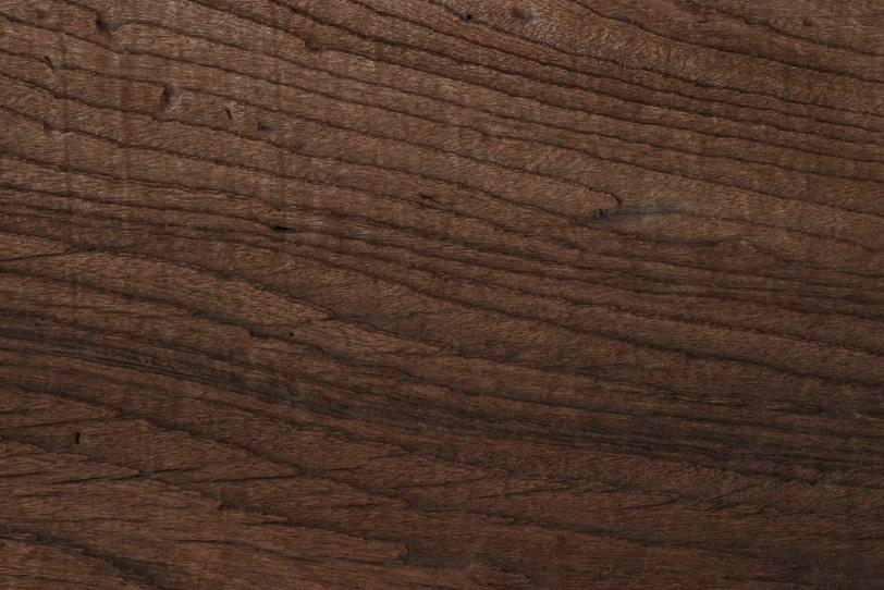 年代を感じる木の壁板の写真画像