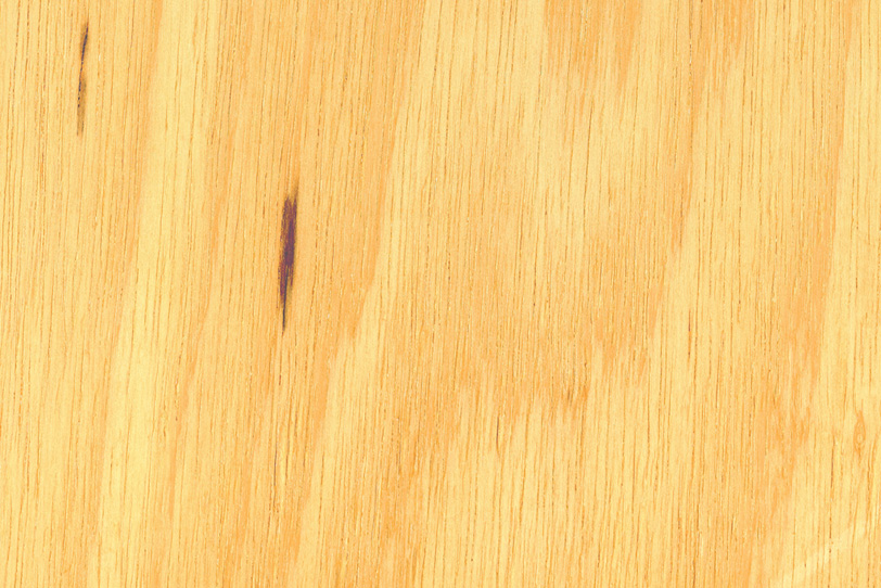 縦筋のある合板のテクスチャの写真画像
