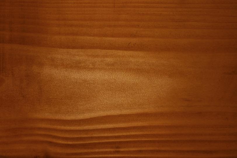 光沢のある滑らかな木の木目の写真画像