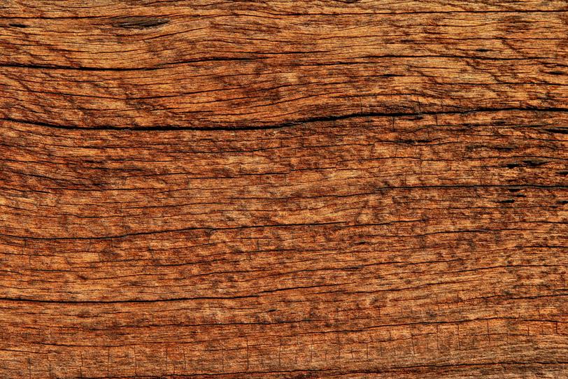 乾燥した荒い木のテクスチャの写真画像