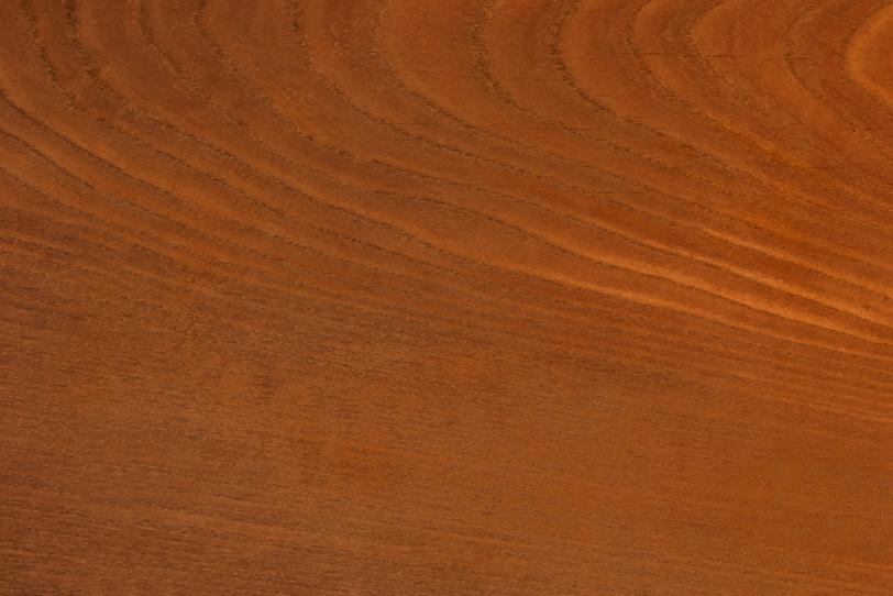 年輪のある木目の茶色い木の写真画像