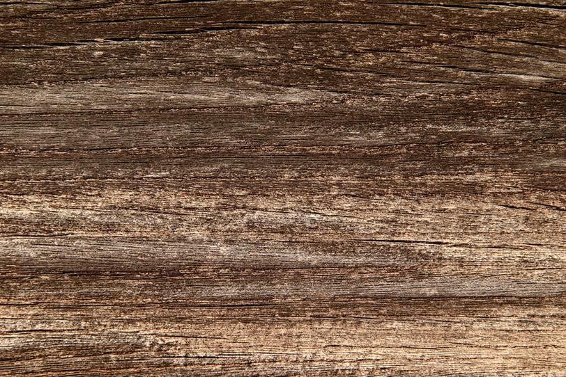 経年劣化した木の板の写真画像