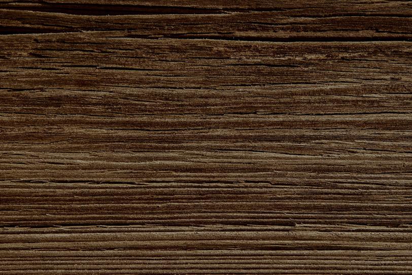 ひび割れパサパサした木板の写真画像