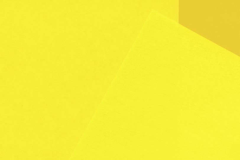 かっこいい黄色のシンプルな画像