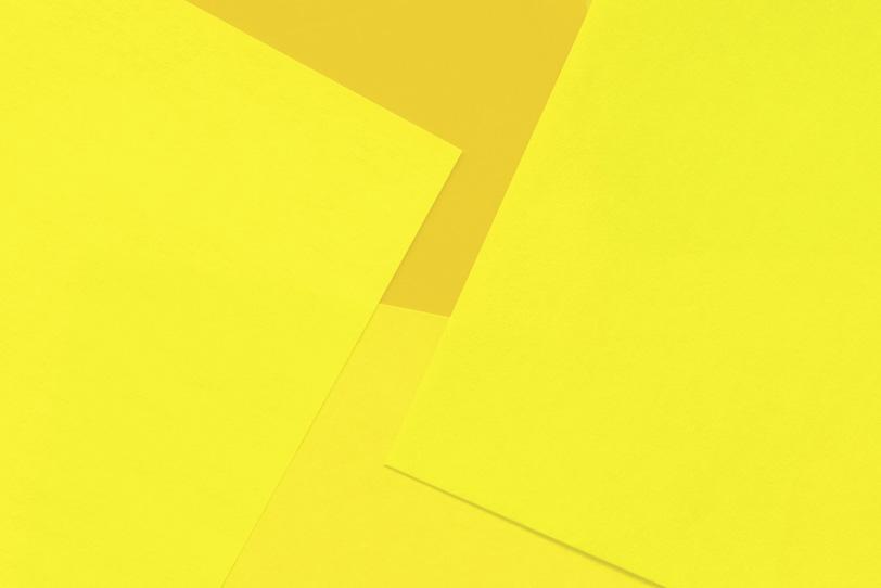 かわいい黄色のシンプルな画像