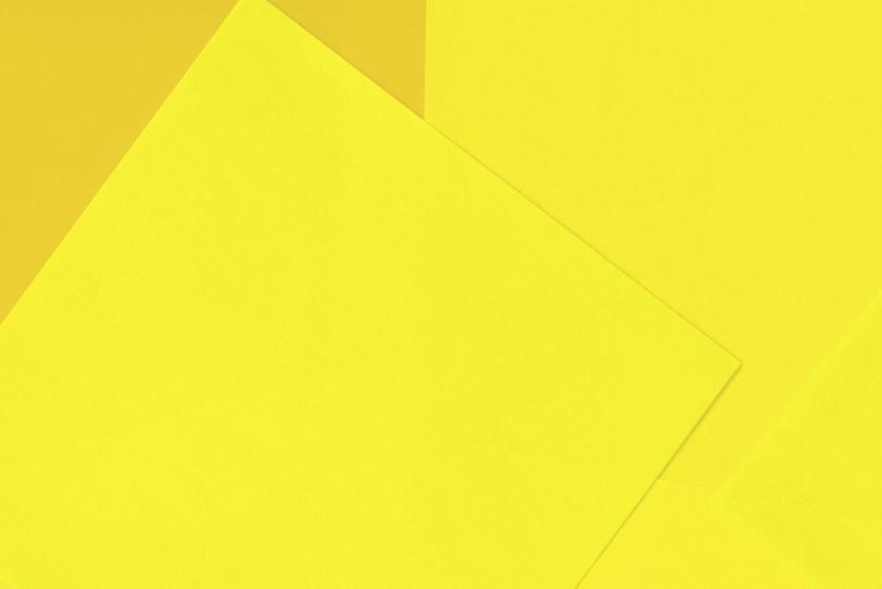 テクスチャ 黄色のシンプルな素材