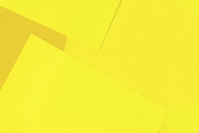 黄色のシンプルでカッコイイ背景
