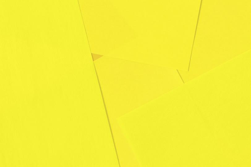 シンプルな黄色のテクスチャ画像