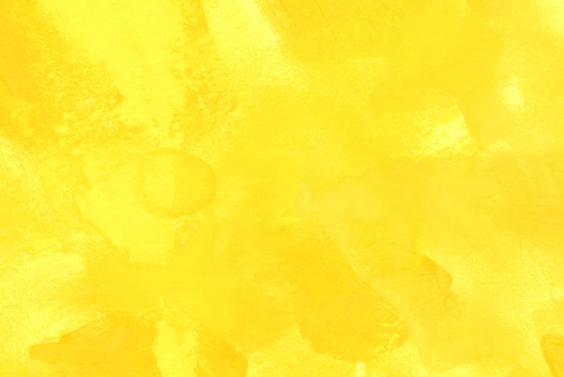 無地黄色のおしゃれな背景