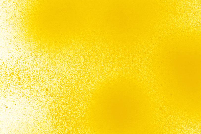黄色のおしゃれで綺麗な背景