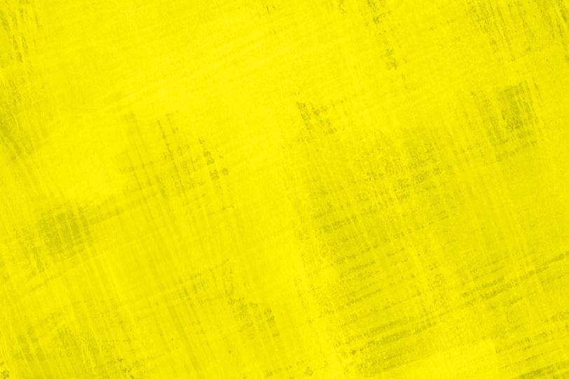おしゃれな黄色の無地壁紙