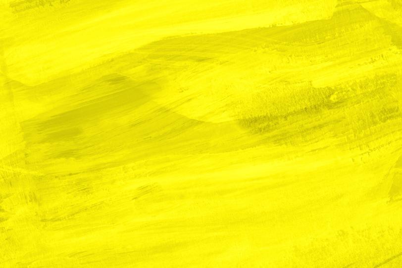 おしゃれな黄色のフリー素材