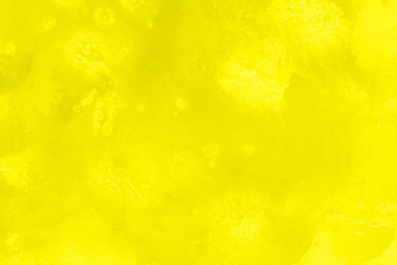 黄色の背景で無地の画像