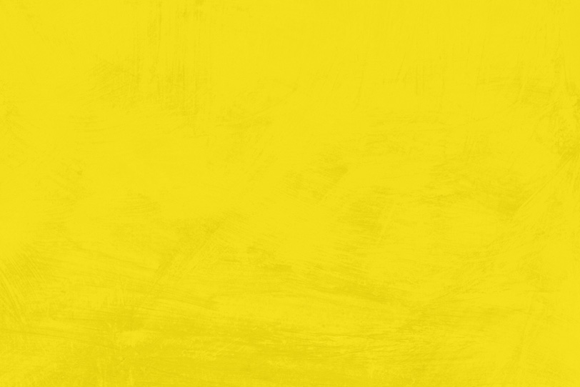 シンプルな黄色の無地の背景