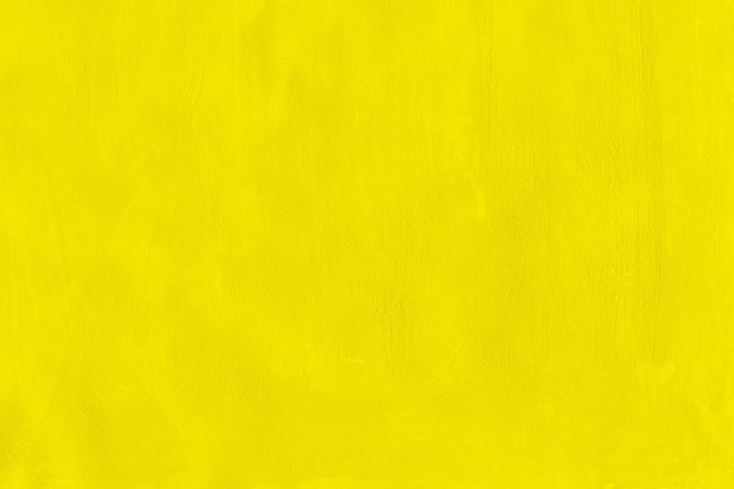 テクスチャ 黄色の無地の素材