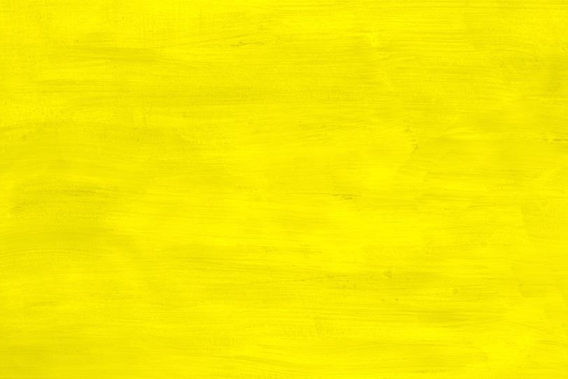 黄色の無地のフリー背景