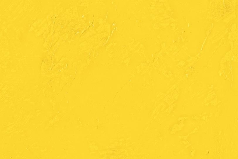 無地の黄色のシンプル壁紙