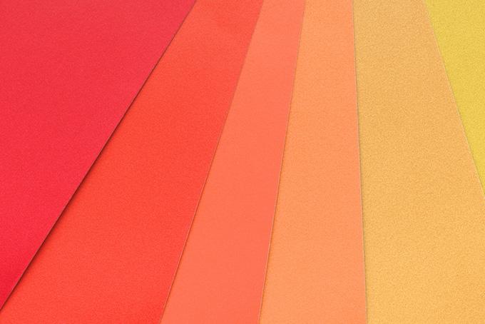 シンプルな暖色系カラーの背景フリー画像(おしゃれ無地背景のフリー素材)